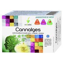 CANNALGES 30 CAPSULAS NOVADIET