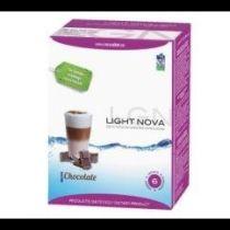 BATIDO CHOCOLATE 6 SOBRES LIGHT NOVADIET NOVALINE