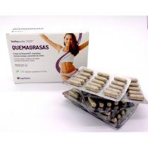 QUEMAGRASAS 120 CAPS HERBORA