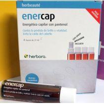 ENERCAP ENERGIZANTE CAPILAR 27ML HERBORA PACK DE 4FRASCOS