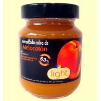 MERMELADA MELOCOTON SIN AZUCAR AÑADIDO 325 GR INT SALIM