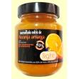 Mermelada naranja amarga fructosa 325 grs