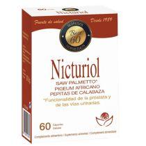 NICTURIOL 60CAPSULAS BIOSERUM