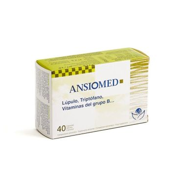 ANSIOMED 45 CAPS BIOSERUM