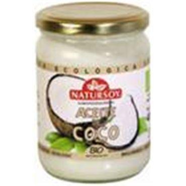 ACEITE DE COCO 400ML NATURSOY