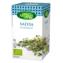 SALVIA BIOLOGICA 20FILTROS  ARTEMIS