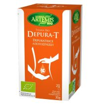 DEPURA T INFUSION 20 FILTROS ARTEMIS