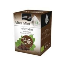AFTER MINT INFUSION MENTA CHOCOLATE PIRAMIDES ARTEMIS BIO