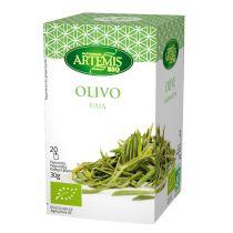 INFUSION OLIVO 20 FILTROS ARTEMIS