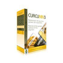 CURCUMIN3 boswella, curcuma jengibre 30 COMPS tegor