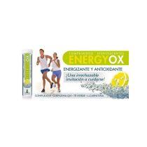 ENERGYOX ENERGIZANTE Y ANTIOXIDANTE CON COMPLEJO B, COENCIMA Q10, TE, L CARNITINA, 20EFE