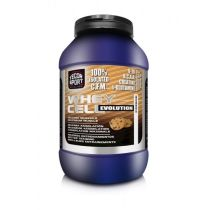 WHEY CELL EVOLUTION SABOR COOKIES GALLETA 1800GR TEGOR SPORT