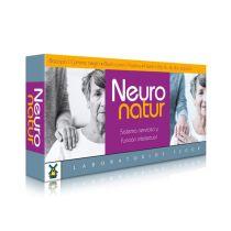 NEURONATUR SIST. NERVIOSO E INTELECTUAL 40CAPS TEGOR