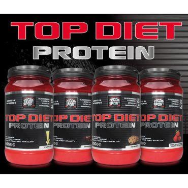 TOP DIET WHEY VAINILLA 755GR TEGOR SPORT NUTRITION