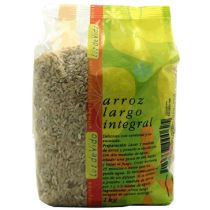 ARROZ LARGO INTEGRAL 1KG ecologico biospirit