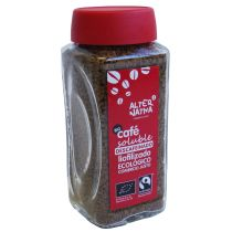 ALTERNATIVA3 CAFE SOLUBLE DESCAFEINADO LIOFILIZADO100gr