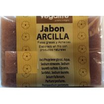 JABON CHOCOLATE 100GR EMOLIENTE Y NUTRITIVO ELABORADO EN FRIO CON PRODUCTOS NATURALES VE