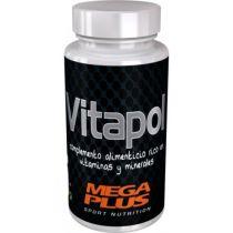 VITAPOL MEGAPLUS 60CAPS ARTESANIA AGRICOLA SPORT NUTRITION
