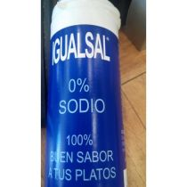 IGUALSAL 80GR SAL SIN SODIO GENERAL DIETETICA CLORURO DE POTASIO