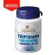 Triptofano con melatonina + magnesio + b6 60comp ana m lajusticia
