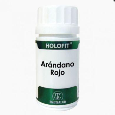 HOLOFIT ARÀNDANO ROJO 50 CAPS