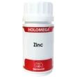 Holomega zinc 50cap equisalud