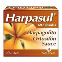 HARPASUL 60CAPS NATYSAL