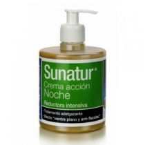 SUNATUR CREMA REDUCTORA 500 ML NATYSAL