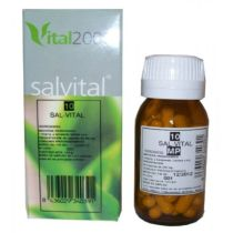 SALVITAL Nº 11 NATRUM MURIATICUM 50 CAPS