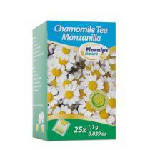 MANZANILLA 25 FILTROS FLORAPS