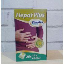 HEPAT PLUS 25 FILTROS FLORALP S NATURA