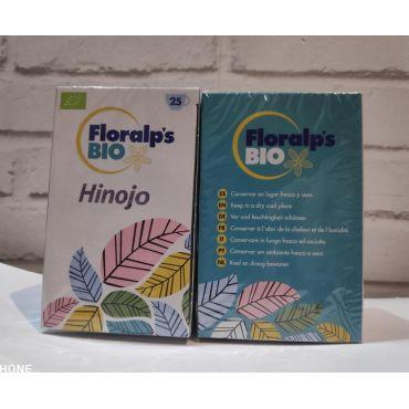 HINOJO ECOLOGICO 25FILTROS FLORALP S