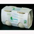 Yogurt natural soja 2x125gr.*