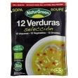 Sopa 12 verduras 40 gr naturgreen