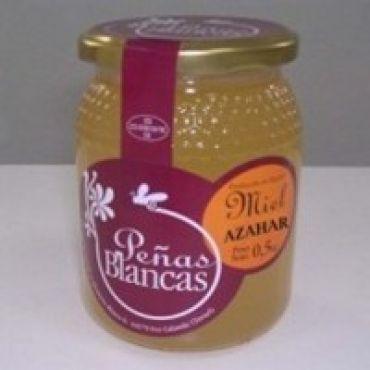 MIEL AZAHAR 500GR PEÑAS BLANCAS
