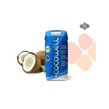 AGUA DE COCO COCOWELL BRICK 330ML